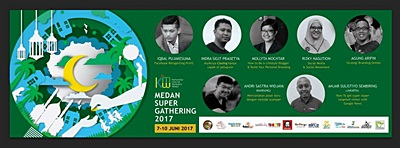 Medan Super Gathering 2017 Komunitas Internet Marketers Medan