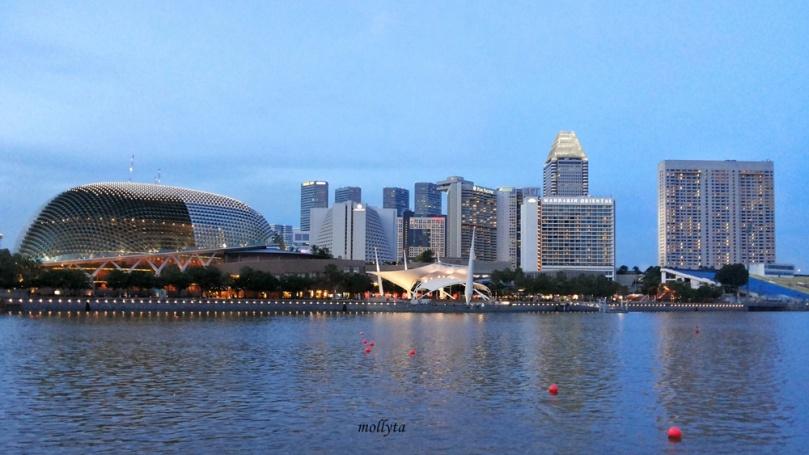Singapura yang diabadikan lewat kamera smartphone
