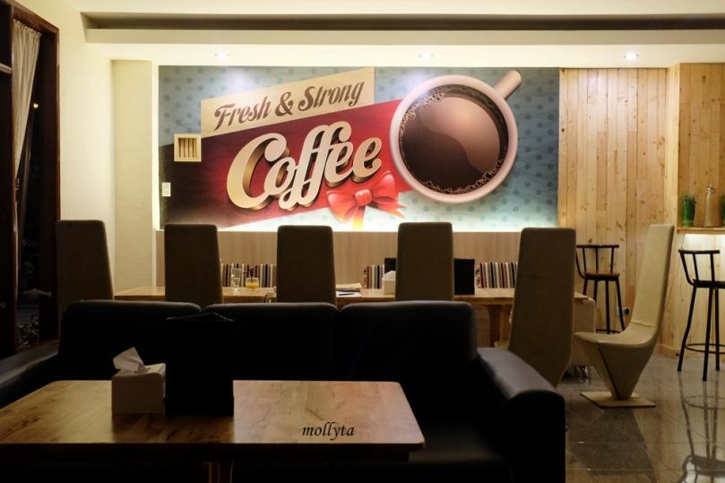 Sudut Kafe Potret