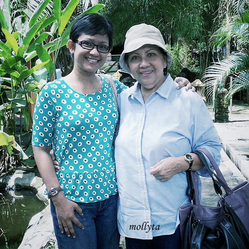 Kenangan dengan mama2