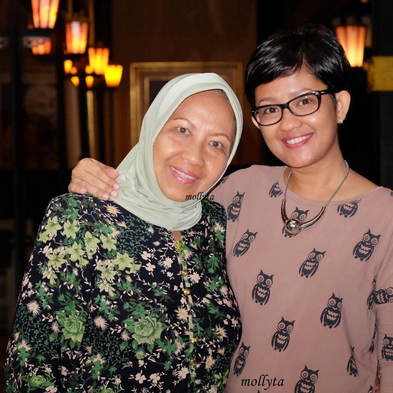 Kenangan dengan mama1
