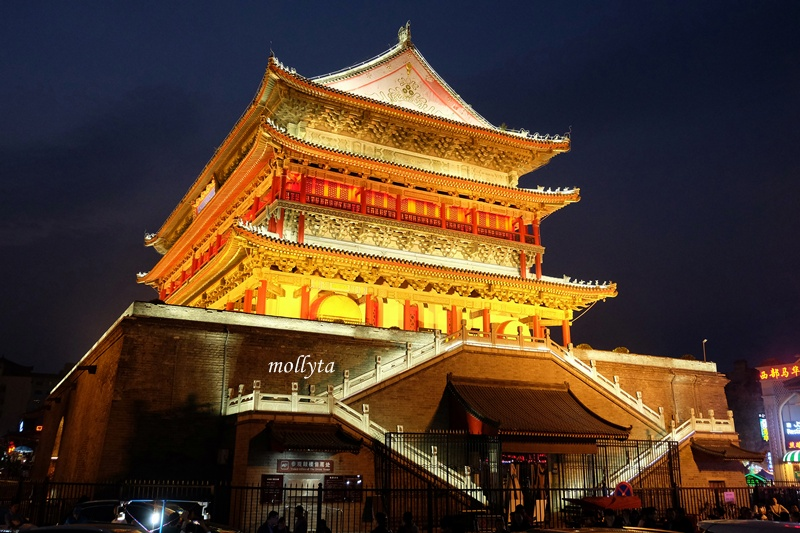 Drum tower Xi`an