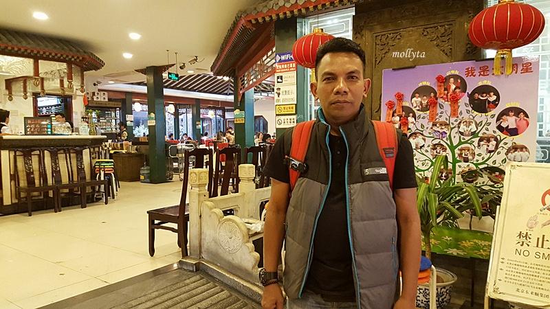 Interior Dong Lai Shun Muslim Restaurant
