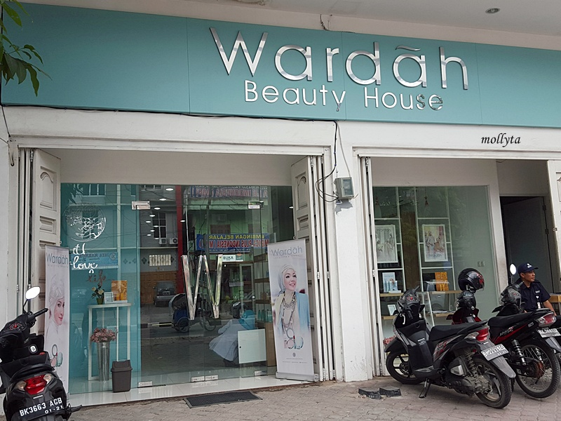 Wardah Beauty House Medan