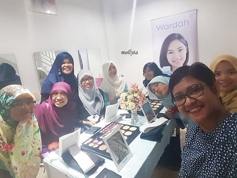 Beauty Class di Wardah Beauty House Medan