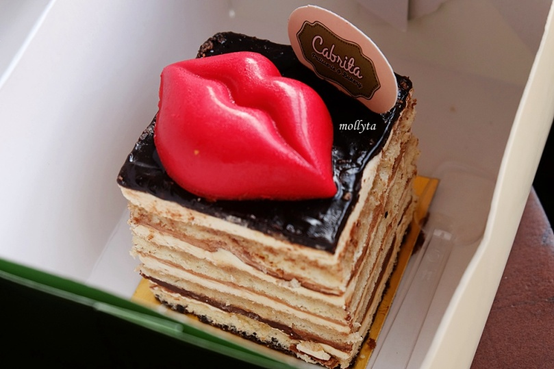 Opera Cake Cabrita Patisserie & Bakery