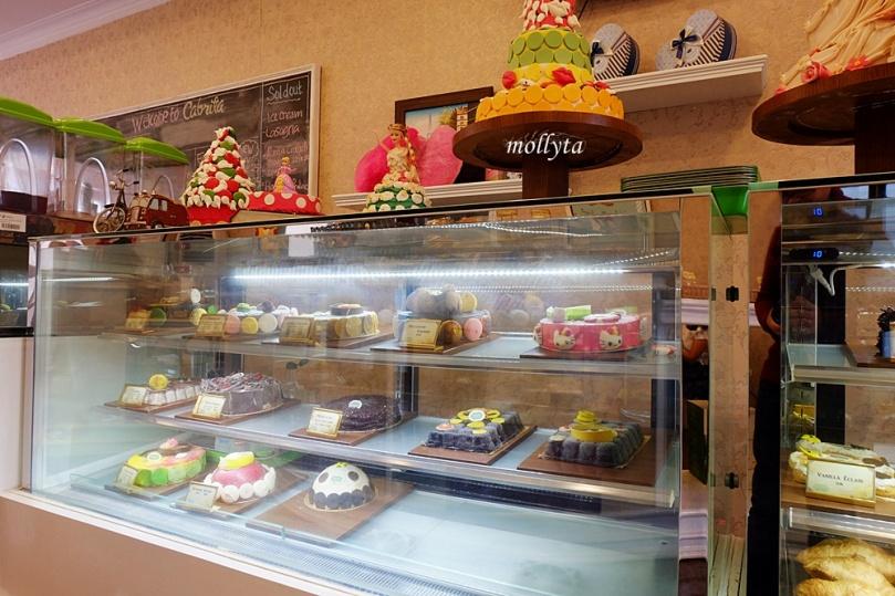 Cake di Cabrita Patisserie & Bakery