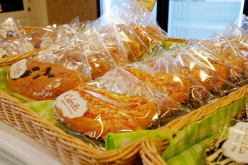 Aneka roti Cabrita Patisserie & Bakery Medan