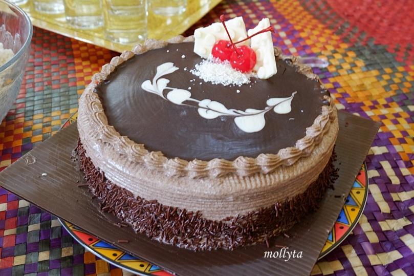 Kue ulang tahun pernikahan ke 50