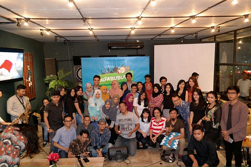 Ngabuburit Bareng Blogger di Medan bersama BCA dan B Blog
