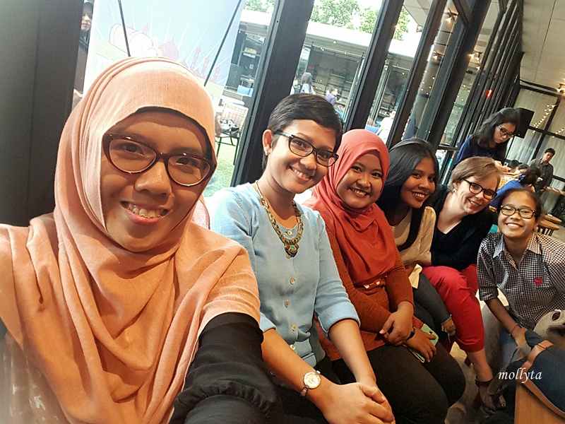 Ngabuburit Bareng Blogger Medan