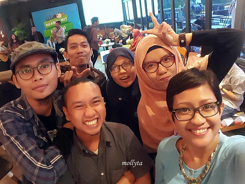 Blog M di acara Ngabuburit Bareng Blogger