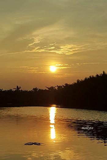 Sunset di Gebang, Langkat