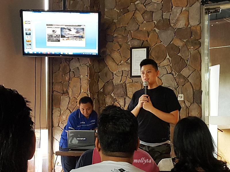 Indra Halim dari Kuliner Medan