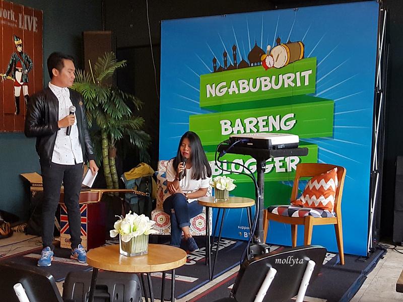 Ngabuburit bareng blogger bersama BCA dan B Blog