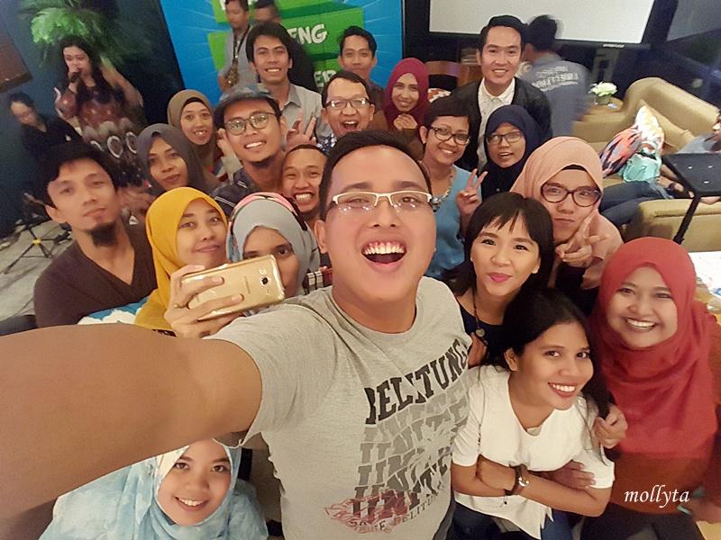 Blogger Medan di Ngabuburit Bareng Blogger