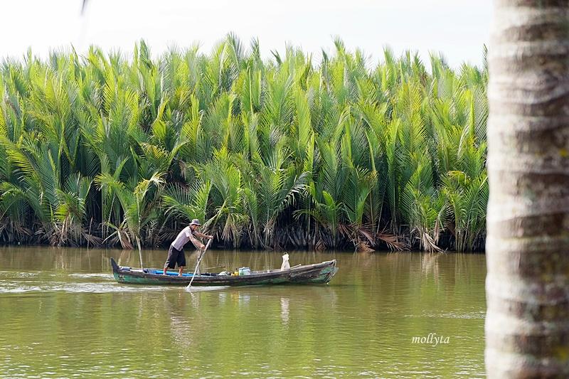 Nelayan di Gebang Langkat