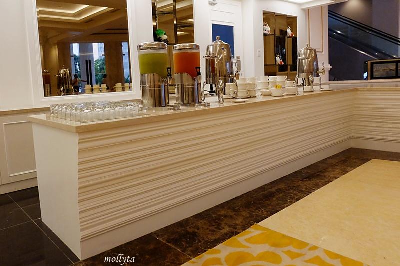 Pilihan minuman berbuka puasa di Cafe de Palmo