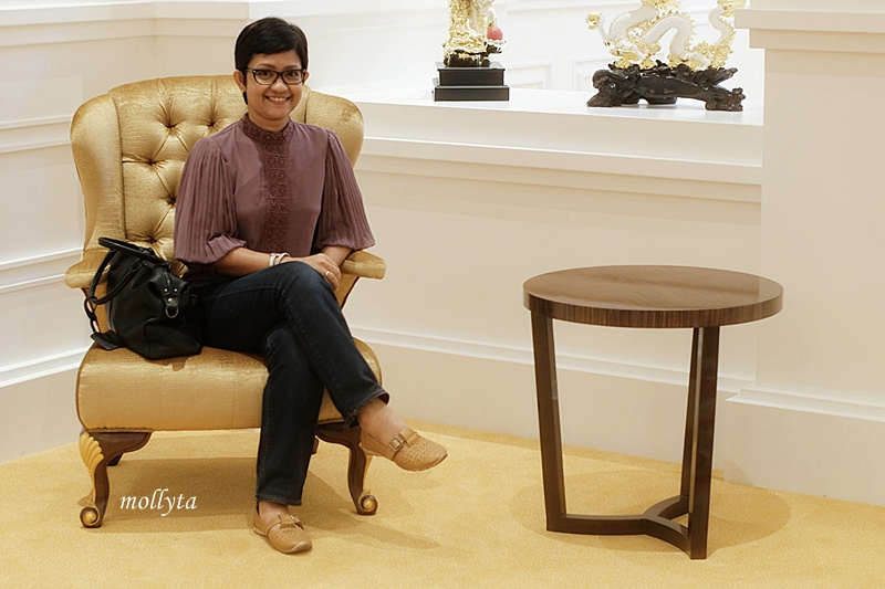 Berbuka puasa di Adimulia Hotel Medan