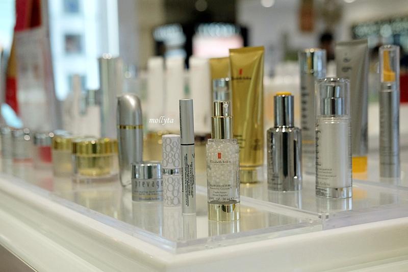 Produk skincare Elizabeth Arden