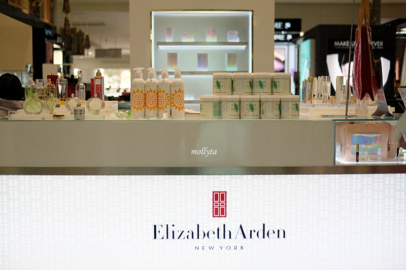 Elizabeth Arden di Parkson Medan