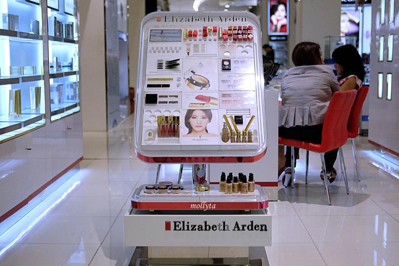 Kosmetik Elizabeth Arden di Parkson Medan