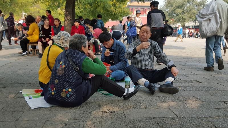 Turis lokal di Beijing