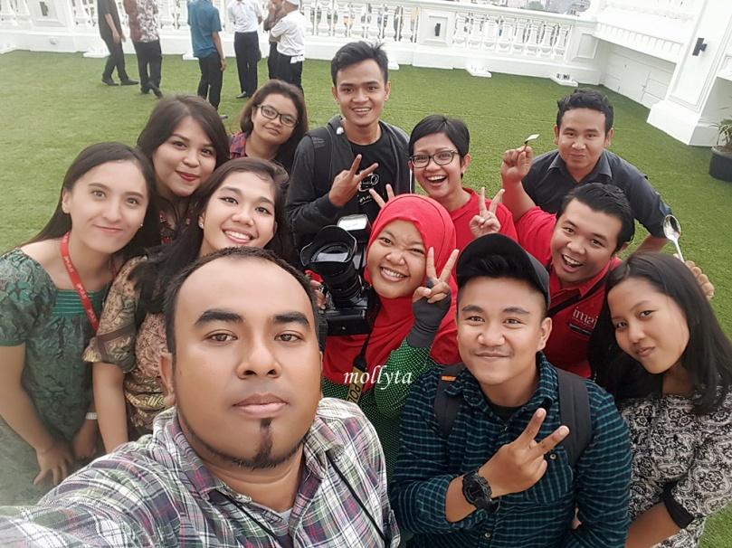 Media Gathering Adimulia Hotel Medan