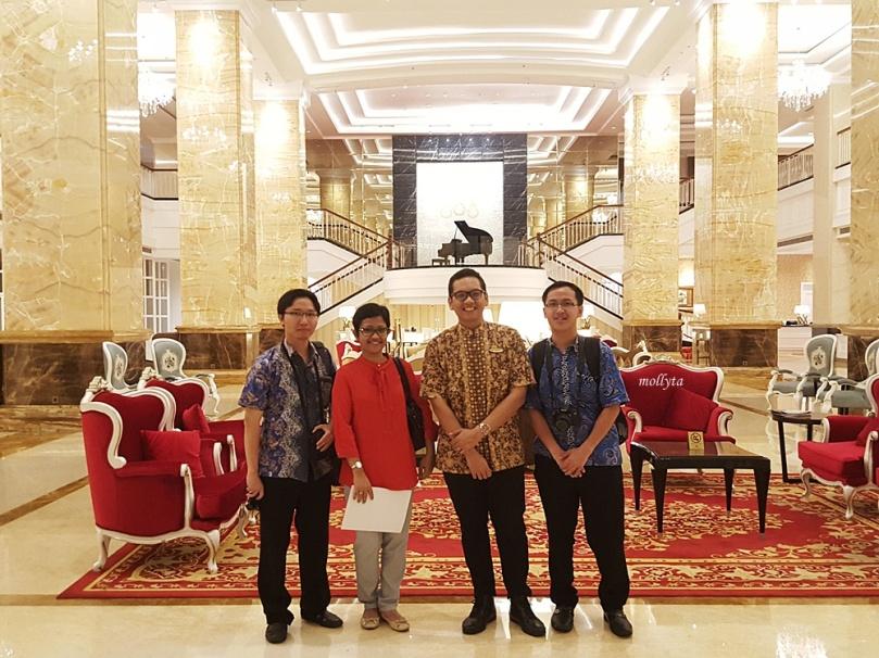 Media Gathering di Adimulia Hotel Medan