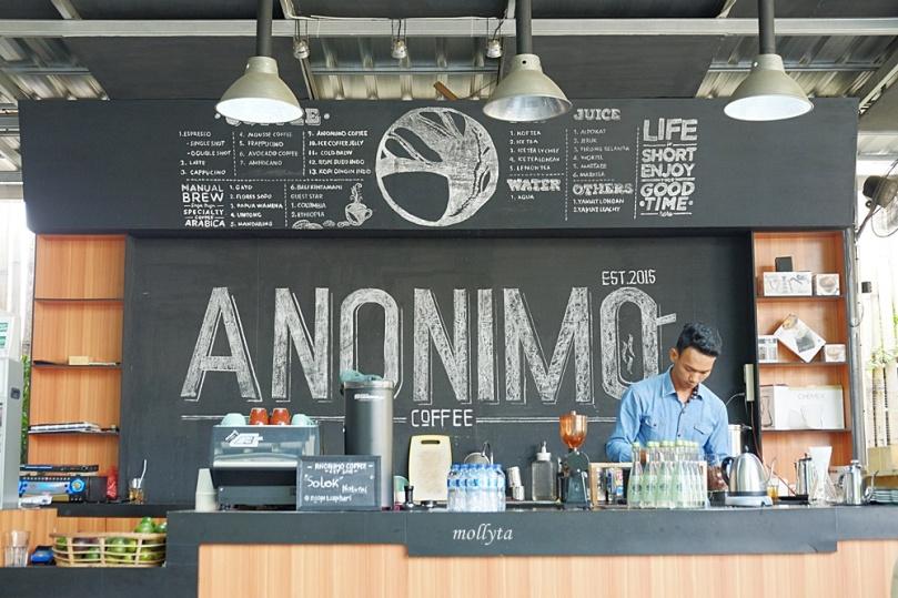 Anonimo Coffee: Keakraban dan Kehangatan dalam Secangkir Kopi
