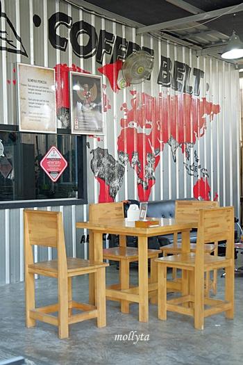 Anonimo Coffee di Griya, Medan