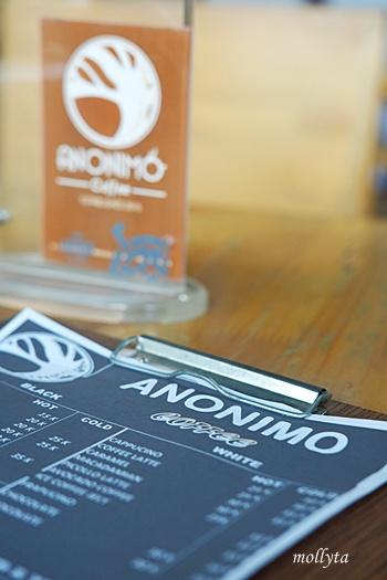Anonimo Coffee Medan