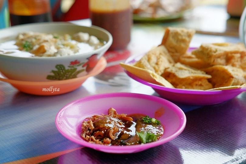 kuliner di Pondok Surya Binjai