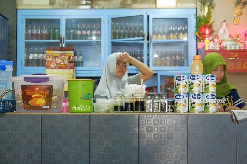 Kedai Kopi Restu di Tanjung Pura Langkat
