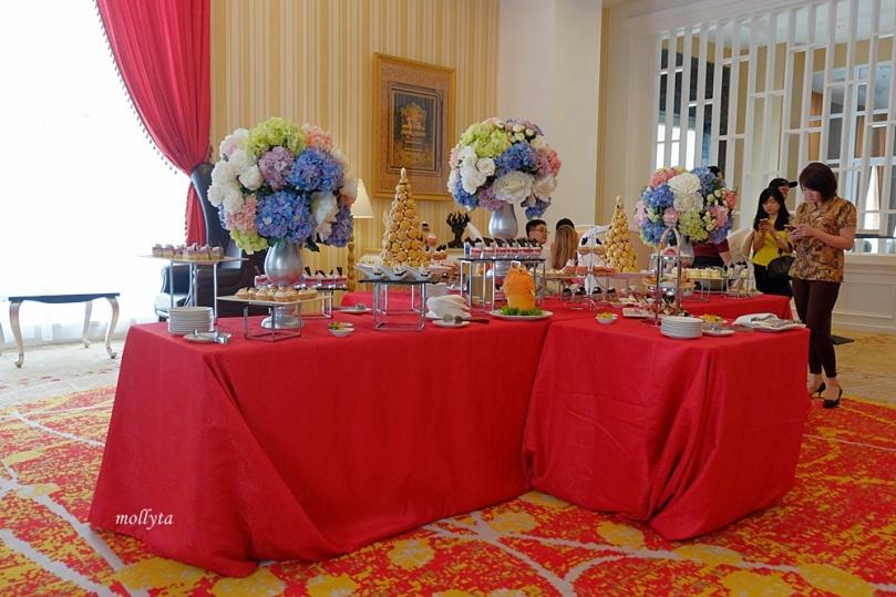 Menikmati Sore Dengan Sensasi High Tea di Adimulia Hotel Medan