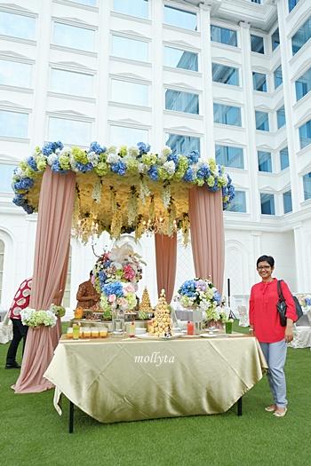 Di Roof Garden Adimulia Hotel Medan