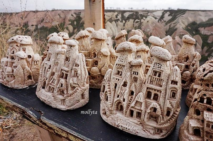 Souvenir di Cappadocia Turki