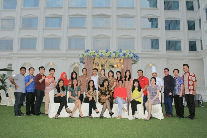 Acara Media Gathering Adimulia Hotel Medan