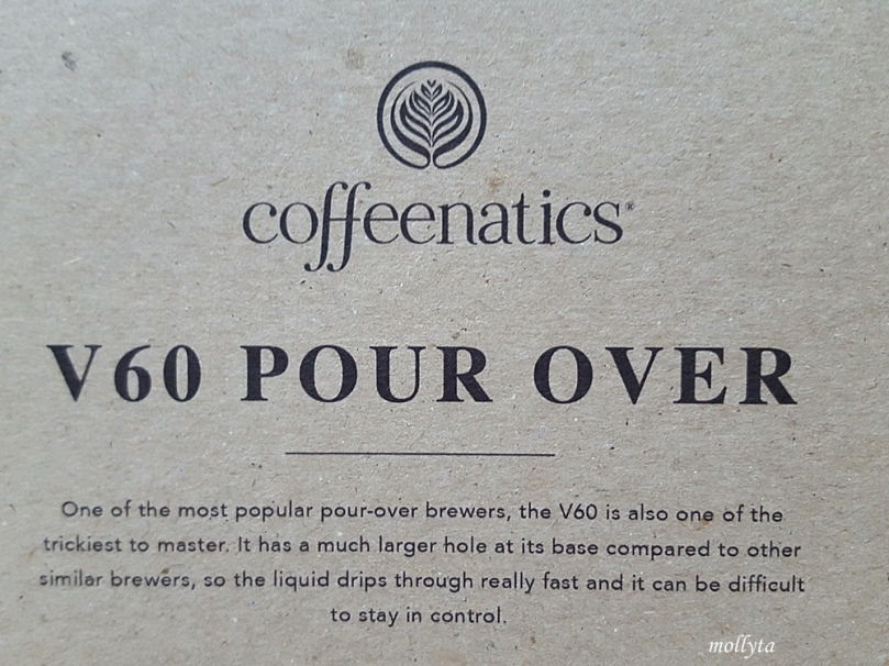 Coffeenatics V60 Pour Over