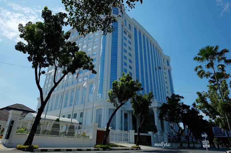 Staycation di Adimulia Hotel Medan