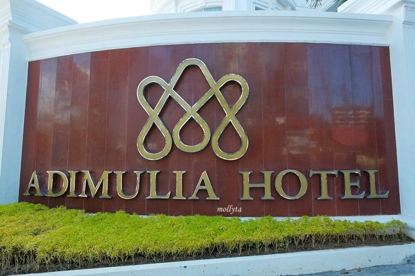 Logo Adimulia Hotel managed by Topotels Medan