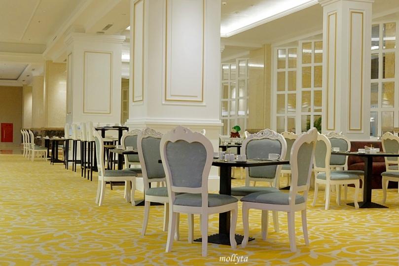 Cafe de Palmo di Adimulia Hotel