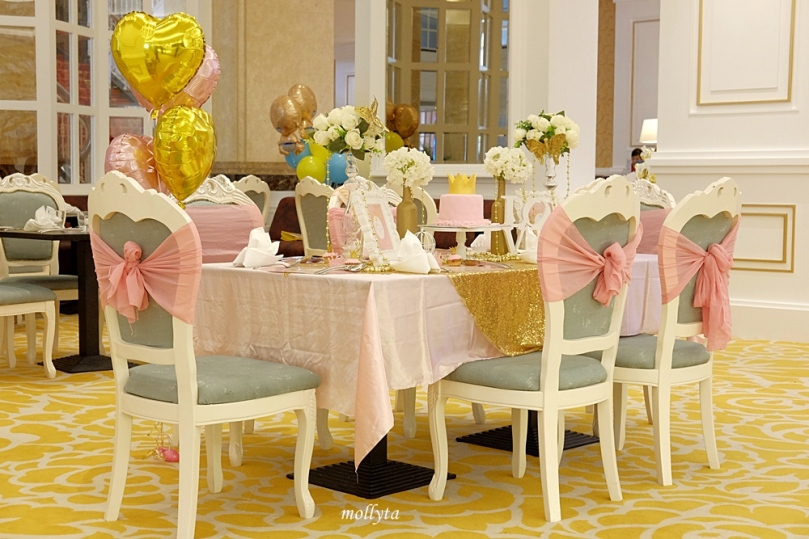 Bridal shower di Cafe de Palmo