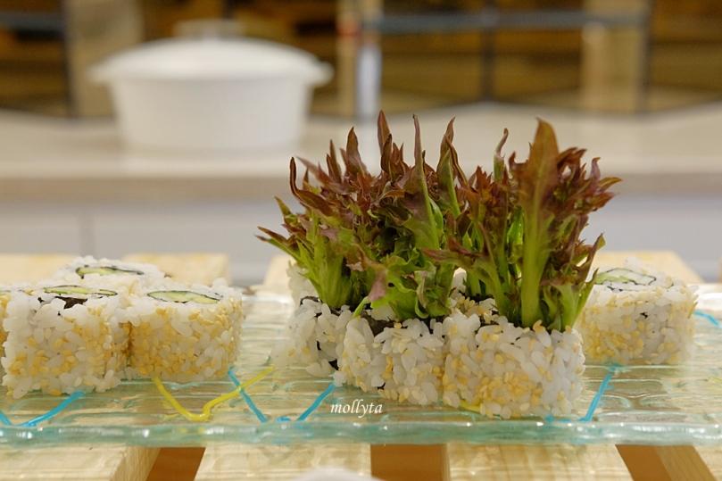 Sushi di Cafe de Palmo