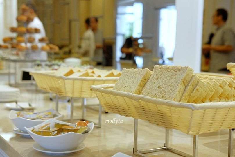 Toast Bread di Cafe de Palmo
