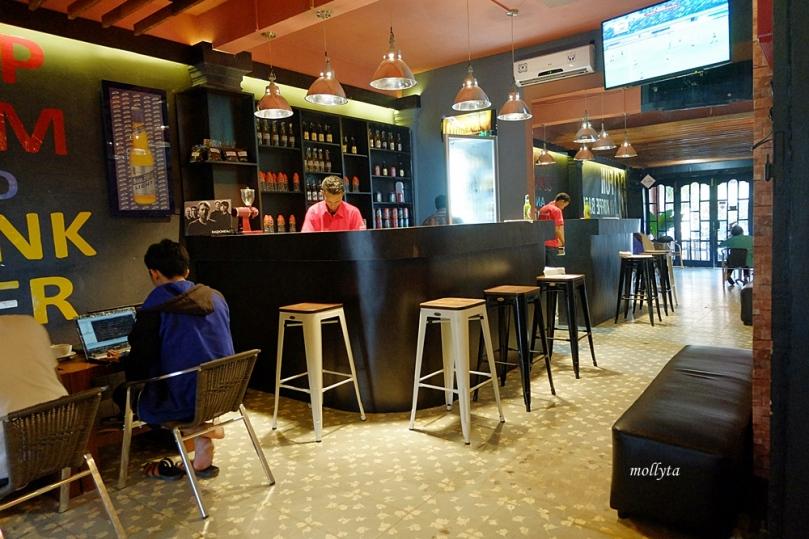 Bar di Koffie Bagus