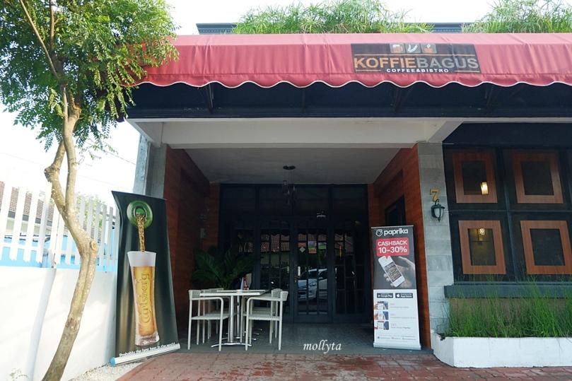 Koffie Bagus Coffee & Bistro Medan