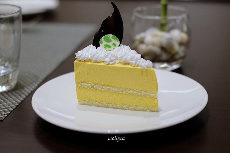 Mango Mousse di Cafe de Palmo