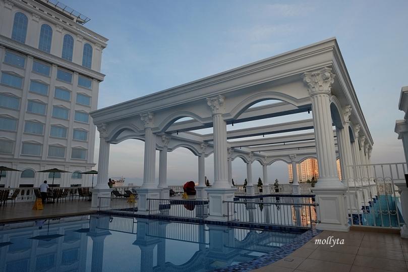 Pool di Adimulia Hotel