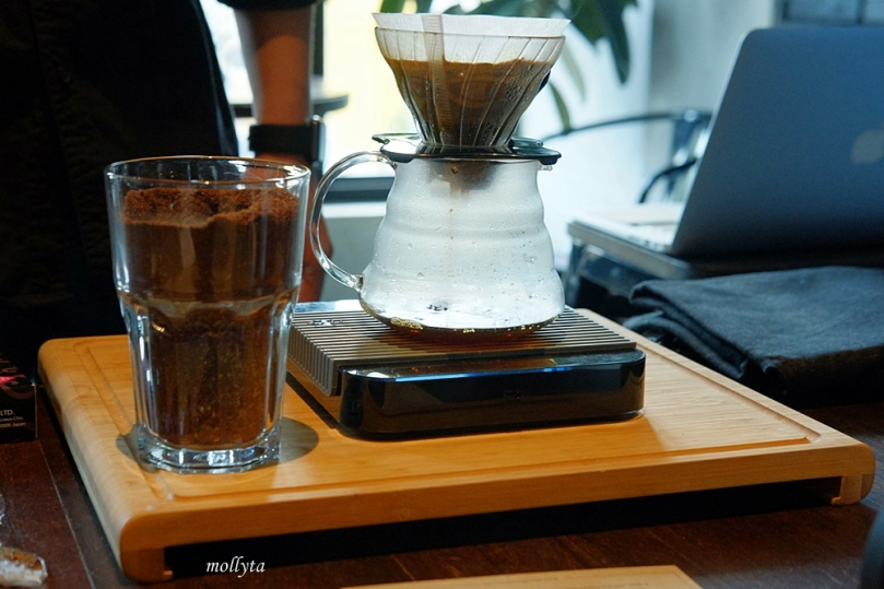 Manual Brew di Coffeenatics